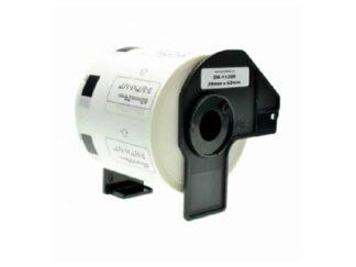 Brother DK11209 adresseetiketter - 800 stk - 29 x 62mm - Kompatibel - DK11209