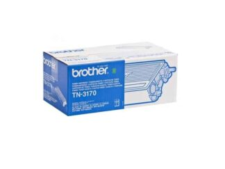 Brother TN3170 sort toner 7.000 sider - TN3170 - original
