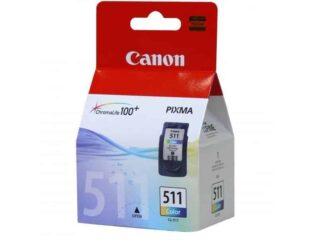 Canon CL-511 farve blækpatron 9ml - 2972B001 - original
