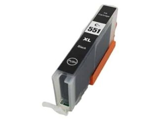 Canon CLI-551XLBK sort blækpatron 13ml - Kompatibel