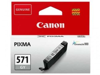 Canon CLI-571GY grå blækpatron 7ml - 571GY - original