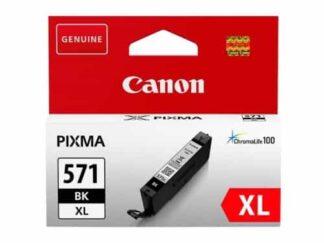 Canon CLI-571XLBK sort blækpatron 11ml - 571XLBK - original