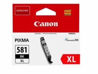 Canon CLI-581XL sort blækpatron 8.3ml - 2052C001 - original