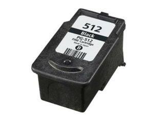 Canon PG-512 sort blækpatron 14ml - Kompatibel