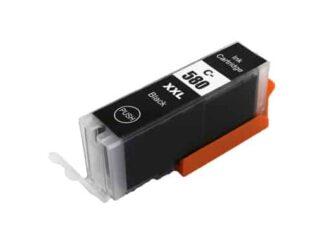 Canon PGI-580XXL sort blækpatron 26ml - Kompatibel