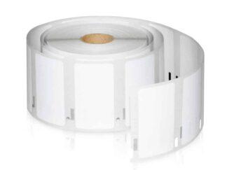 Dymo 11354 universaletiketter - 1000 stk - 57 x 32mm - Kompatibel