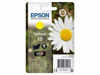 Epson 18 gul blækpatron 3