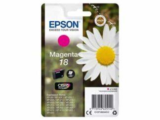 Epson 18 magenta blækpatron 3