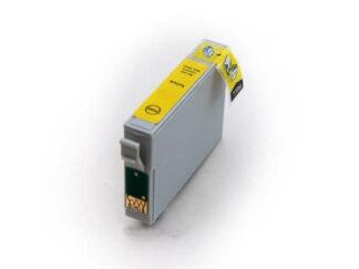 Epson 18XL gul blækpatron 10ml Uoriginal