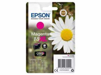 Epson 18XL magenta blækpatron 6