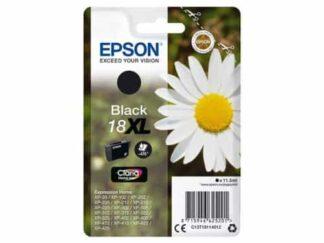 Epson 18XL sort blækpatron 11