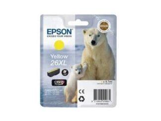 Epson 26XL gul blækpatron 9