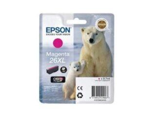 Epson 26XL magenta blækpatron 9