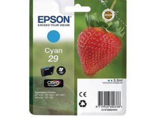 Epson 29 cyan blækpatron 3