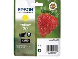 Epson 29 gul blækpatron 3