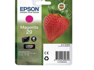 Epson 29 magenta blækpatron 3