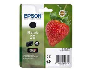 Epson 29 sort blækpatron 5