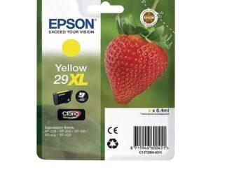 Epson 29XL gul blækpatron 6