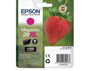 Epson 29XL magenta blækpatron 6