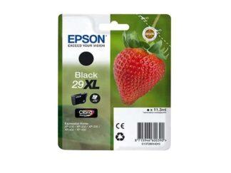 Epson 29XL sort blækpatron 11