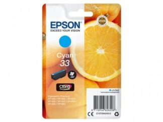 Epson 33 cyan blækpatron 4