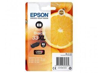 Epson 33XL sort blækpatron 8