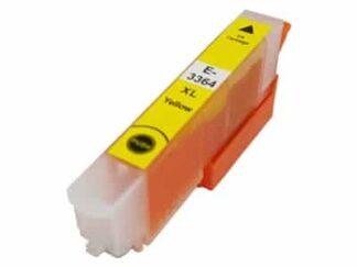 Epson 33XL gul blækpatron 14ml Uoriginal