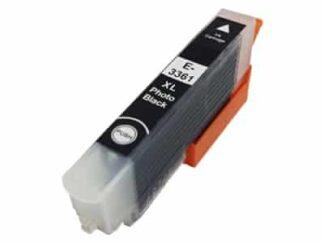 Epson 33XL sort blækpatron 14ml Uoriginal