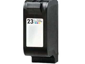 HP 23 farve blækpatron 39ml - Kompatibel