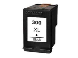 HP 300XL sort blækpatron 15 ml - CC641EE - Kompatibel
