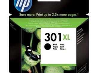 HP 301XL sort blækpatron 8 ml - CH563EE - original
