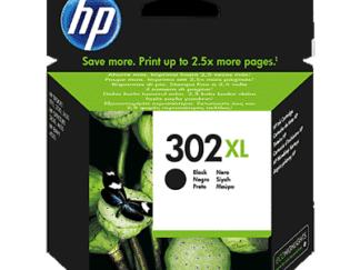 HP 302XL sort blækpatron 8