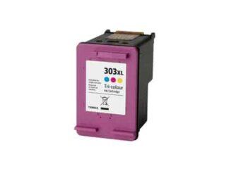 HP 303XL farve blækpatron 10 ml - T6N03AE - Kompatibel