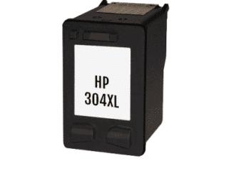 HP 304XL sort blækpatron 14 ml - N9K08AE#UUS - Kompatibel