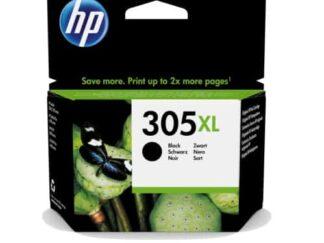 HP 305XL sort blækpatron 4 ml - 3YM62AE- original