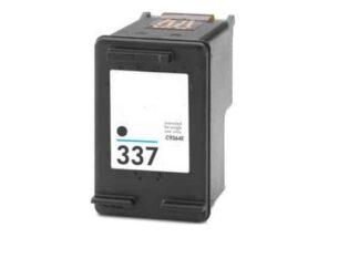 HP 337 sort blækpatron 18ml - Kompatibel