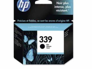HP 339 sort blækpatron 21ml - C8767EE - original