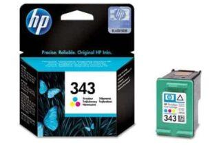 HP 343 farve blækpatron 7ml - C8766EE - original