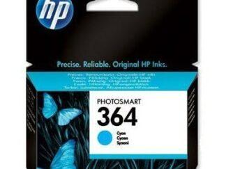 HP 364 cyan blækpatron 3ml - CB318EE - original