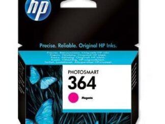 HP 364 magenta blækpatron 3ml - CB319EE - original