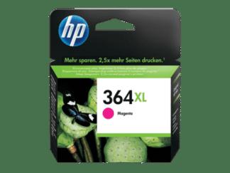 HP 364XL magenta blækpatron 6ml - CB324EE - original