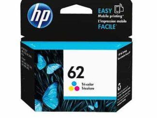 HP 62 farve blækpatron 4