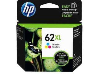 HP 62XL farve blækpatron 11