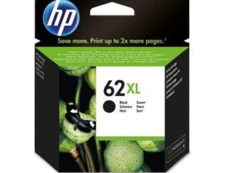 HP 62XL sort blækpatron 12ml - C2P05AE - original