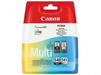 Multi pack! Canon PG-540/CL-541 1 x Sort 1 x Farve blækpatron - 5225B006 - original