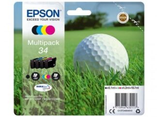 Multi pack! Epson 26XL BK-C-M-Y blækpatron 41
