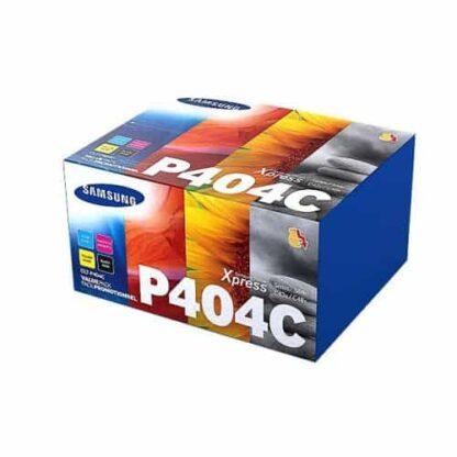 Multi pack! Samsung CLT-P404C BK-C-M-Y toner 4.500 sider - SamsungCLT-P404C - org - original