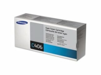 Samsung CLT-C406S cyan toner 1.000 sider - CLT-C406S - original