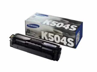 Samsung CLT-K504S sort toner 2.500 sider - CLT-K504S - original