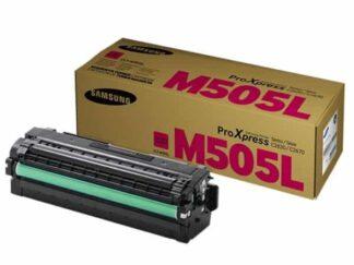 Samsung CLT-M505L magenta toner 3.500 sider - CLT-M505L/ELS - original